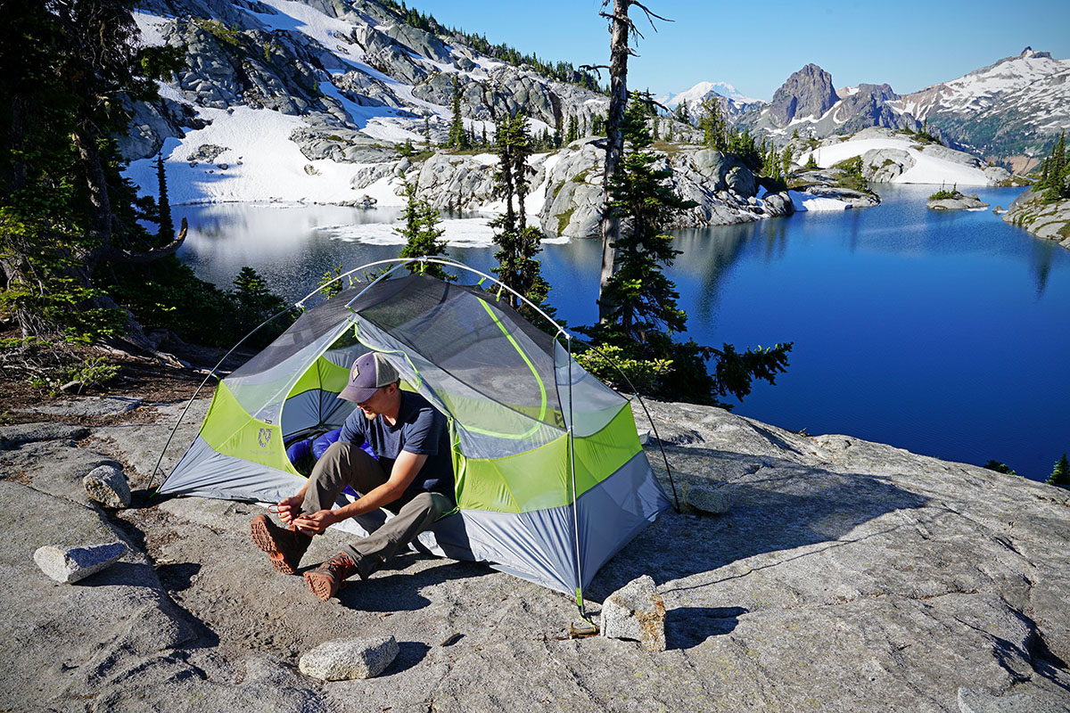 Nemo Dagger 2P Tent & Best Backpacking Tents of 2018 | Switchback Travel