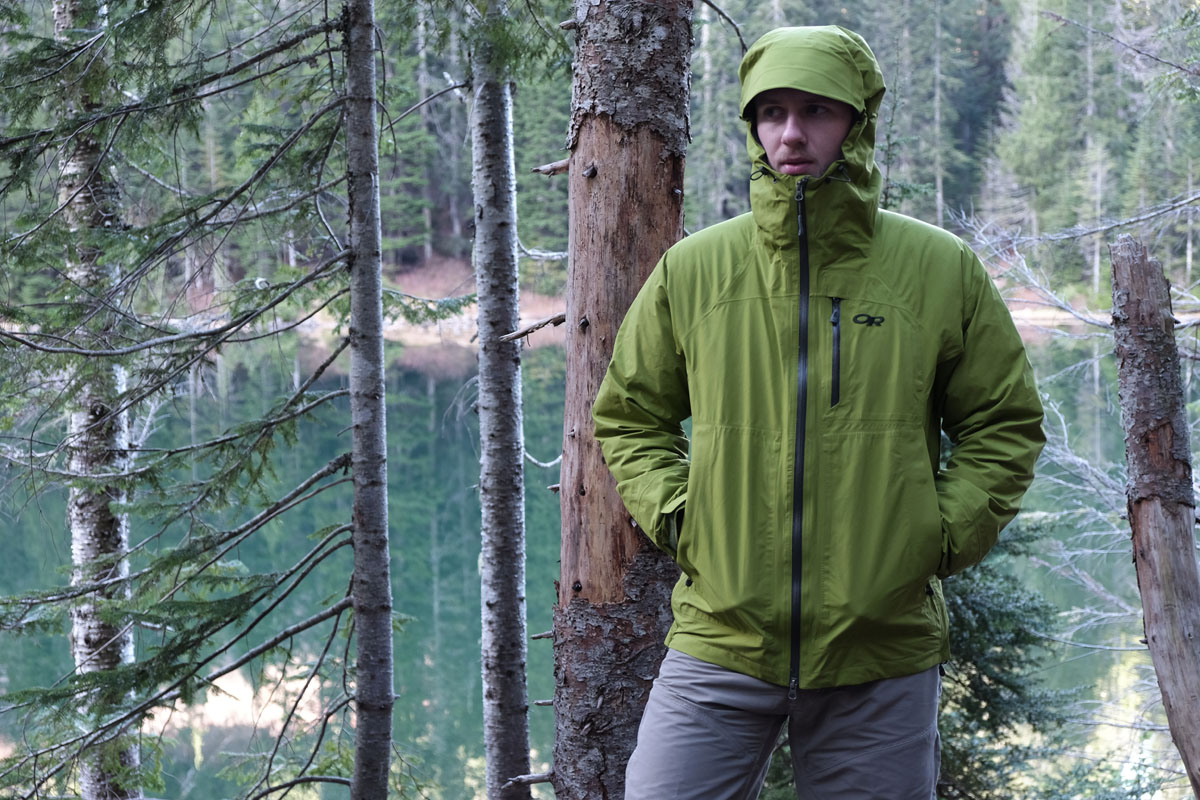 Outdoor Research Foray Jacket Review Switchback Travel