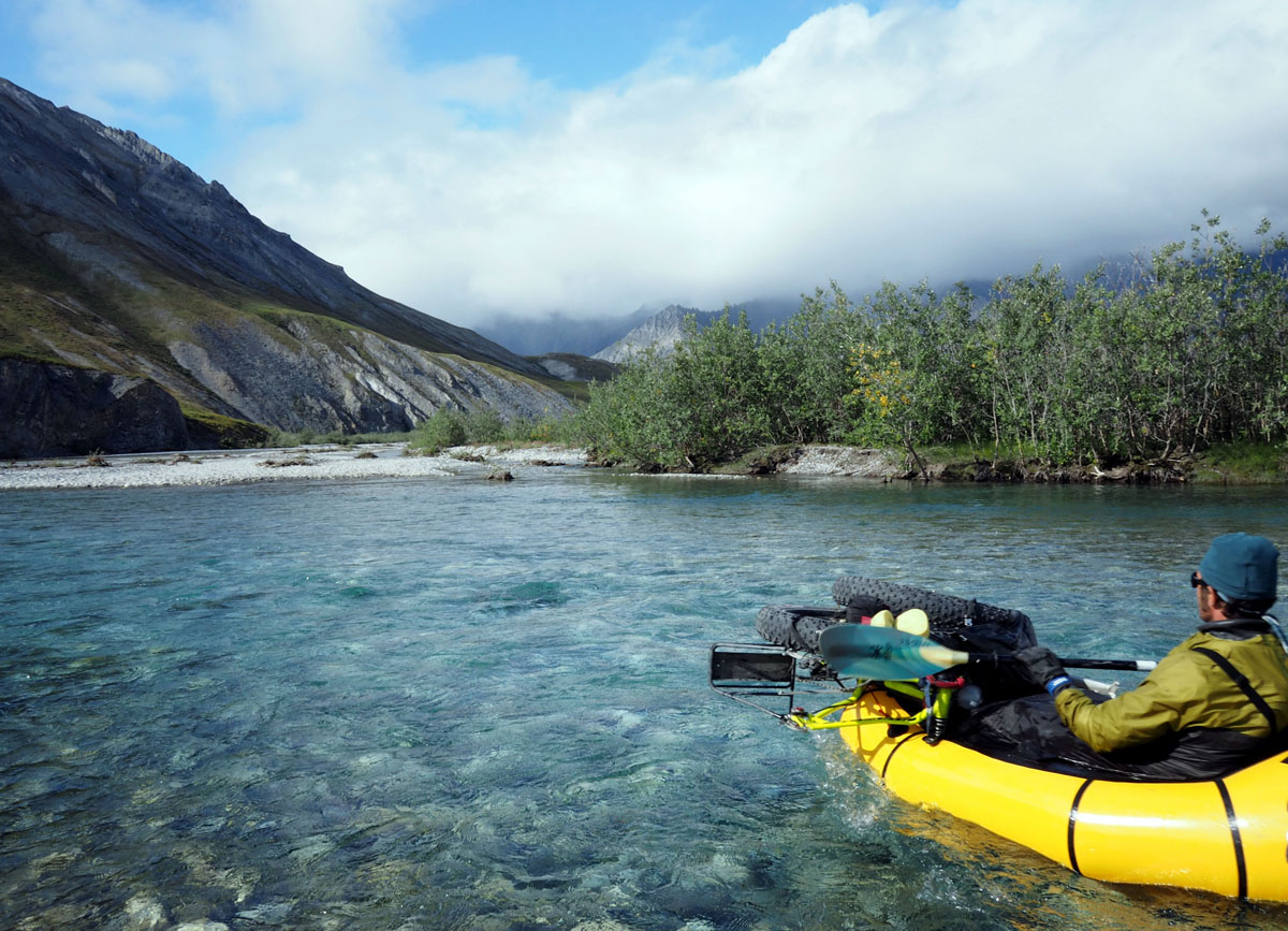 An Intro to Packrafting with Brett Davis