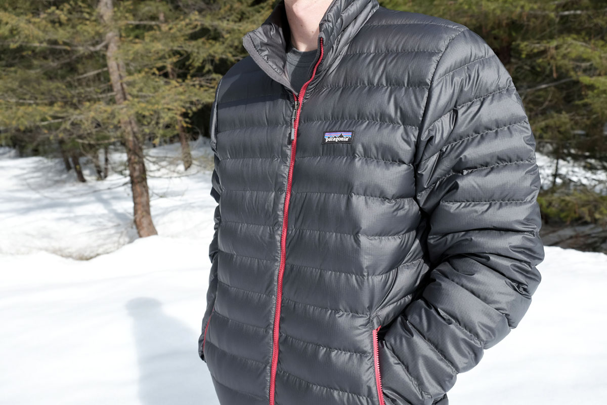 Review Patagonia Down Sweater Switchback Travel