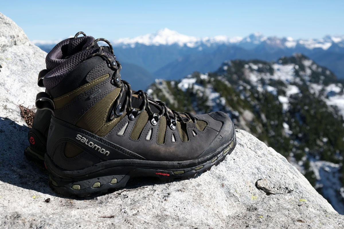 salomon trekking shoes price