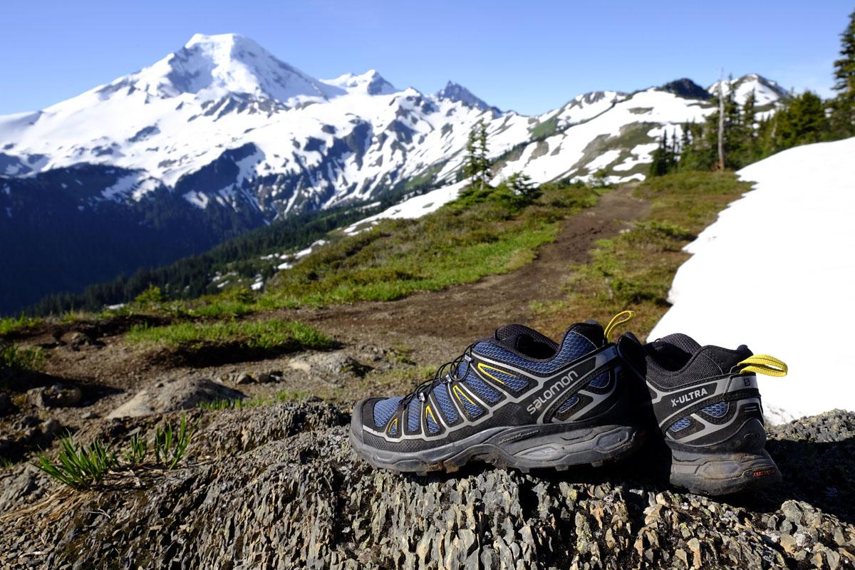 Salomon X Ultra 2 hiking shoe