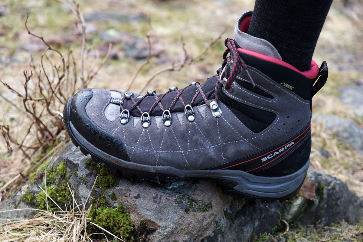 Scarpa R Evolution Gtx Review Switchback Travel