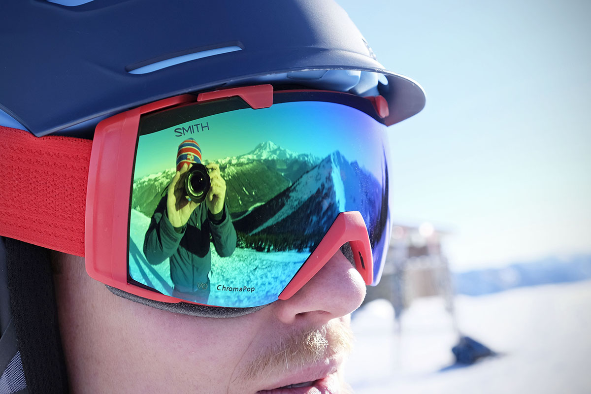 Ski Goggles (2017-2018)