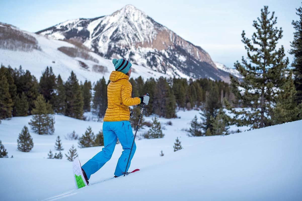 meilleures raquettes à neige pour la montagne