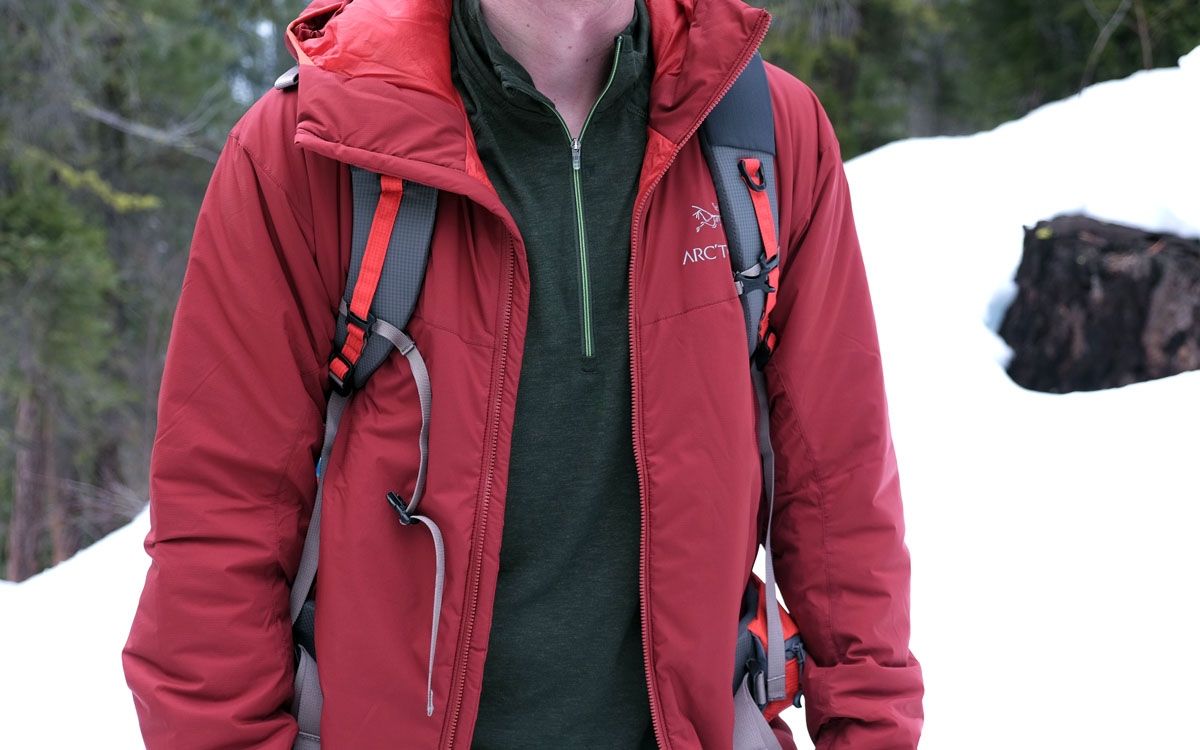 Synthetic Insulated Jacket
