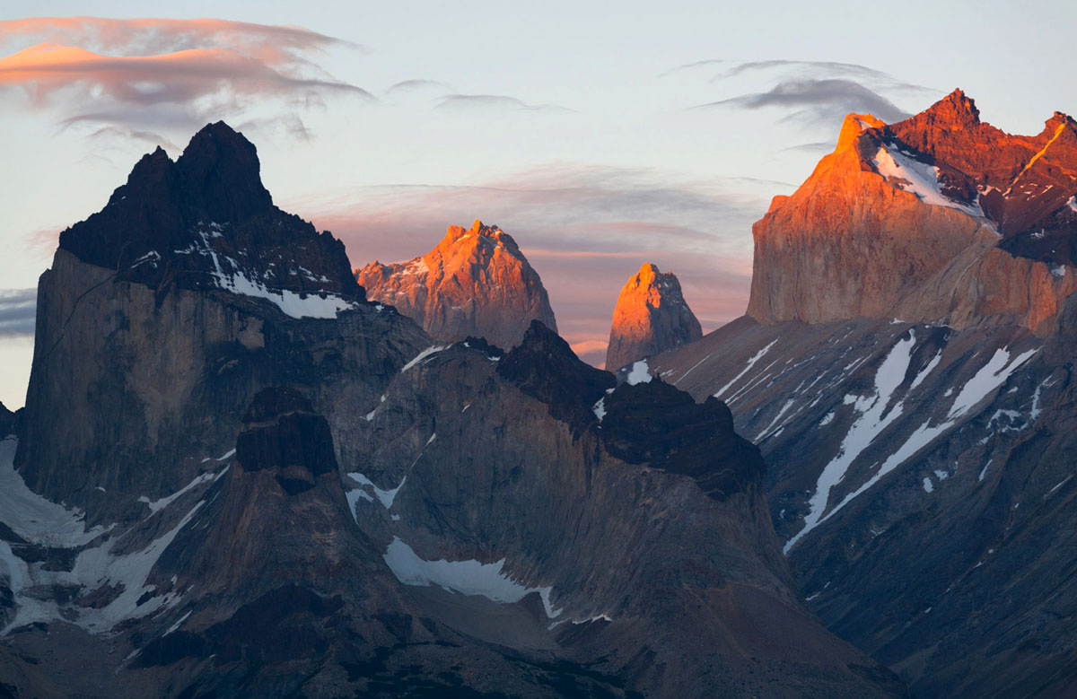 Torres Del Paine Switchback Travel