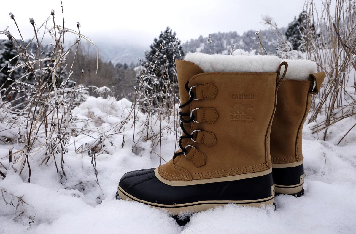 Škornji za na sneg