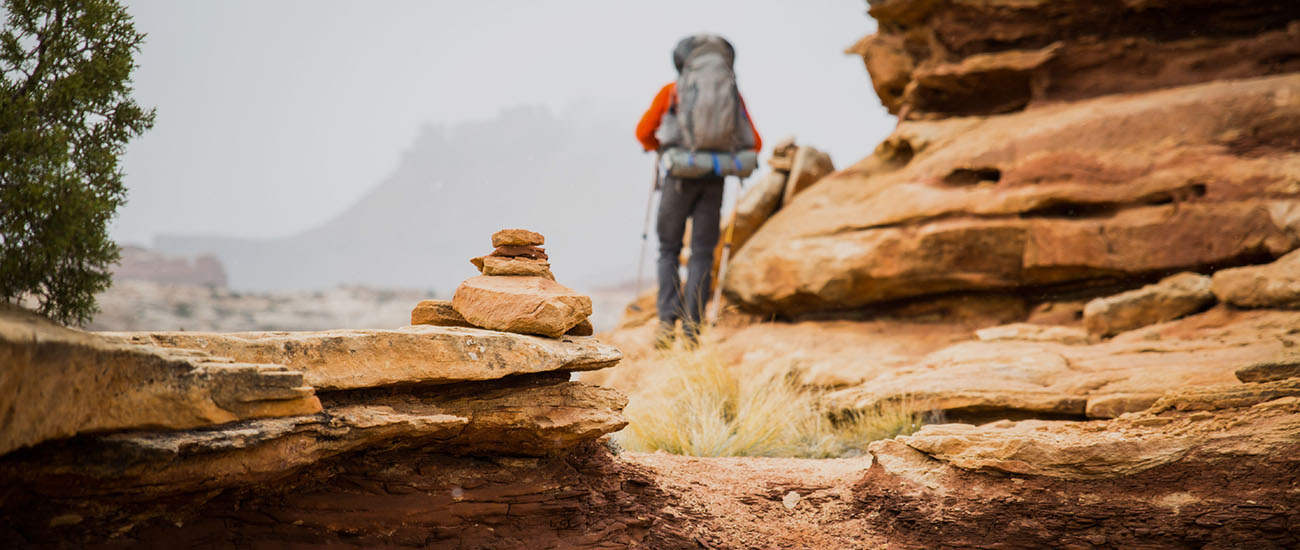 Hiking and Backpacking