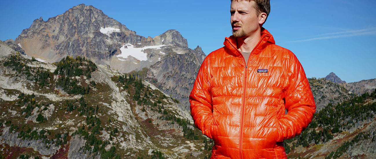Patagonia Micro Puff review (homepage)