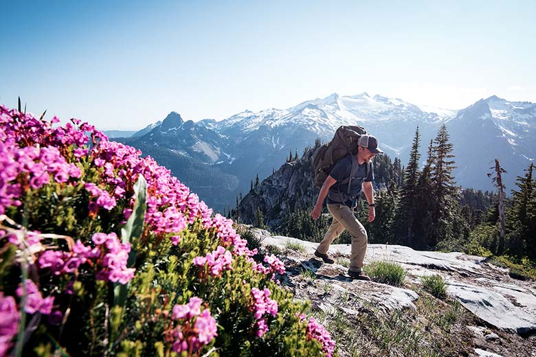 Hiking and backpacking 2018