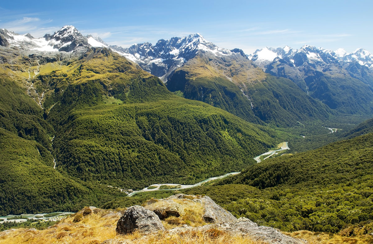 New Zealand: New Zealand Adventure Travel Guide