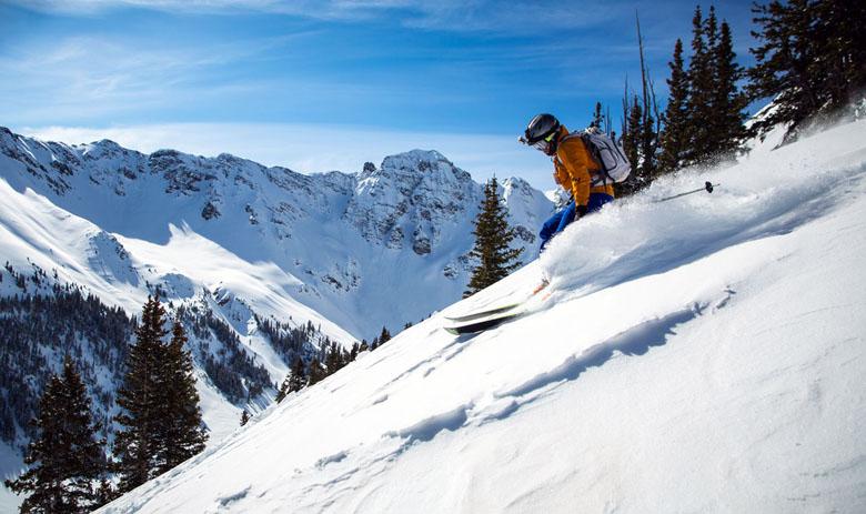Skiing 2015-2016