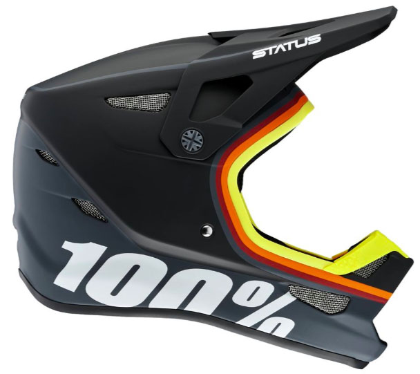 100% Stratus mountain bike helmet