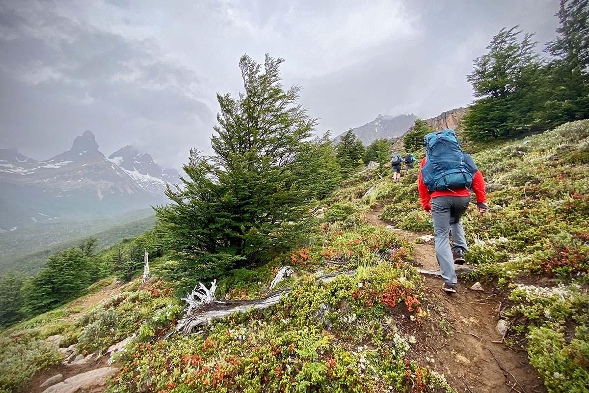 Zapatos de senderismo Danner Trail 2650 (Cerro Castillo Trek en Patagonia)
