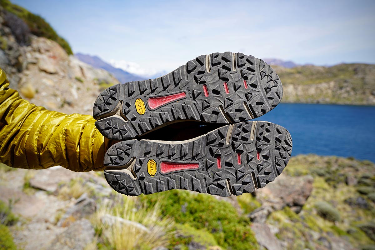 Danner Trail 2650 hiking shoes (Vibram outsole)
