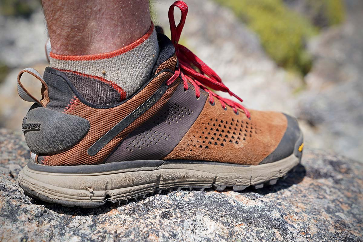 Danner Trail 2650 hiking shoes (side profile)