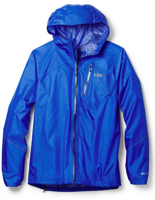 Outdoor Research Helium rain jacket
