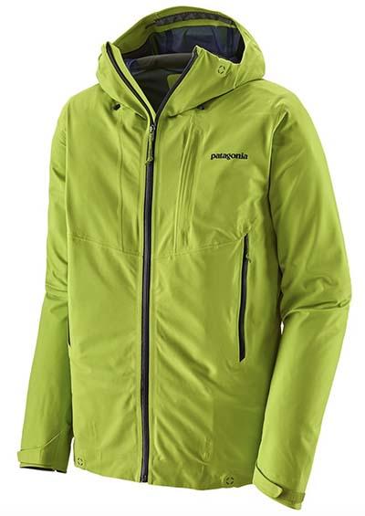 Patagonia Galvanized hardshell softshell jacket