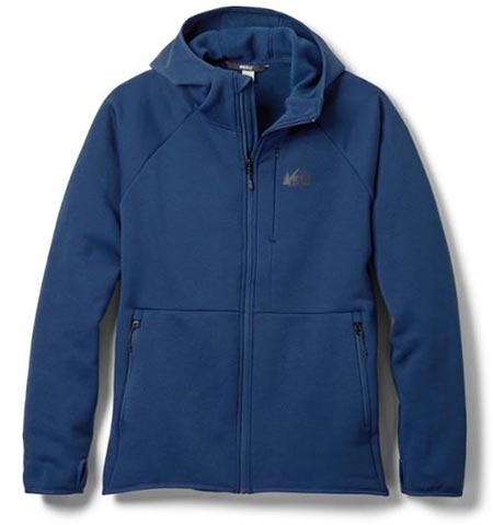 REI Co-op Hyperaxis 2.0 Fleece Jacket Hoody