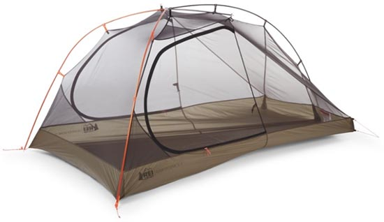 REI Co-op Quarter Dome SL 2 backpacking tent