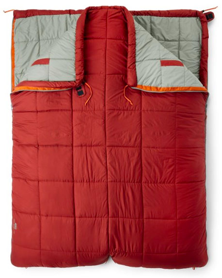 REI Co-op Siesta 30 Double camping sleeping bag