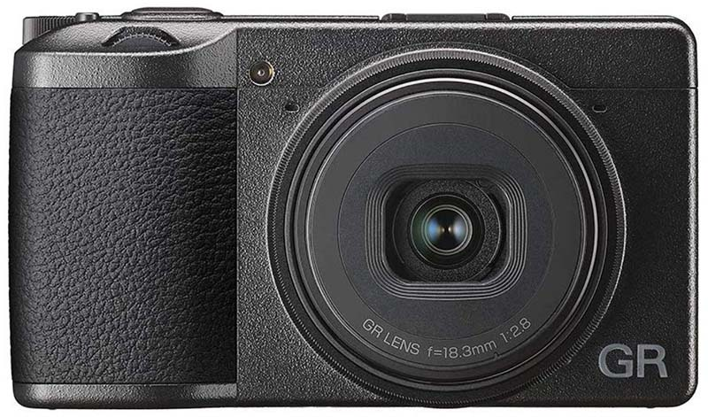 Ricoh GR III point-and-shoot camera