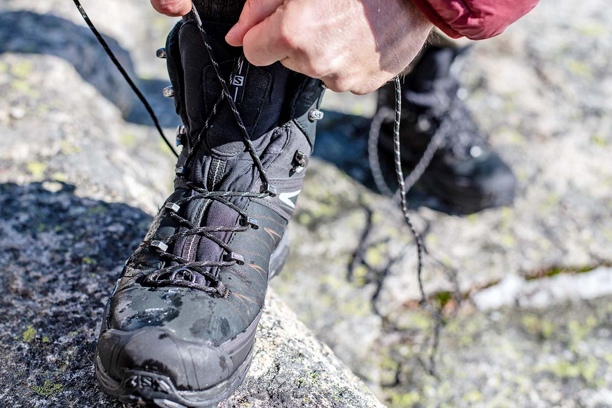 Salomon X Ultra Winter CS WP 2 winter boot (lacing up boot)