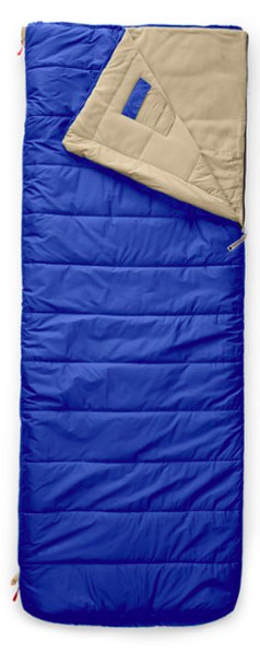The North Face Eco Trail Bed 20 camping sleeping bag