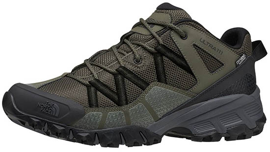 The North Face Ultra 111 WP hiking shoe