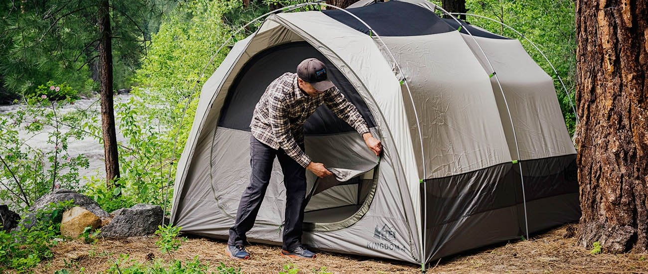 Camping Tents Homepage (2017)