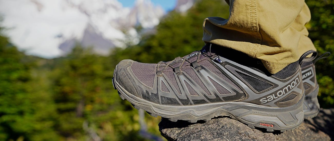 Lightweight hiking shoes (homepage slider)