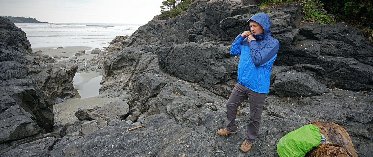 Marmot PreCip Rain Jacket (homepage)