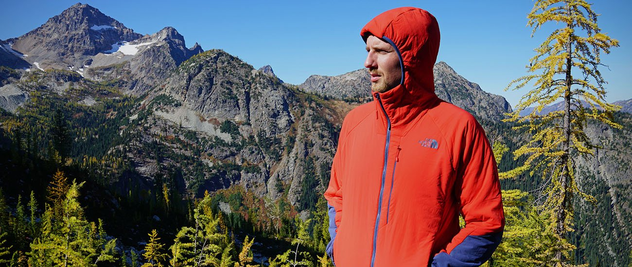 The North Face Ventrix jacket (homepage)