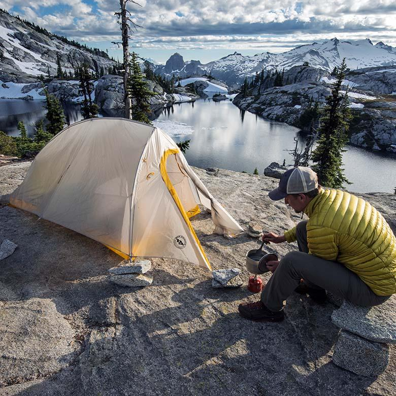 Backpacking gear 2020