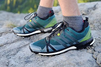 Adidas Terrex Agravic trail-running shoes