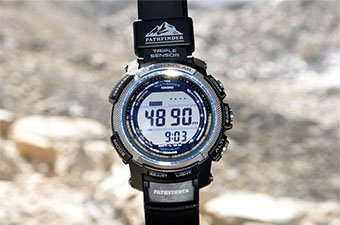 Altimeter Watches