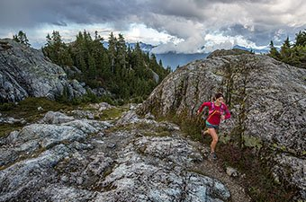 Altra Lone Peak 3.0 trail-running shoes