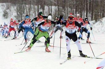 American Birkebeiner ski race