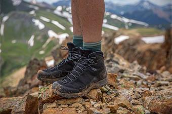 Arc'teryx Acrux TR hiking boot (profile)