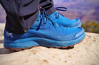 Arc'teryx Aerios FL hiking shoe