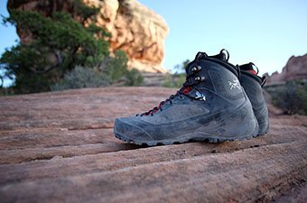 Arctery'x Bora2 Mid GTX Hiking Boots