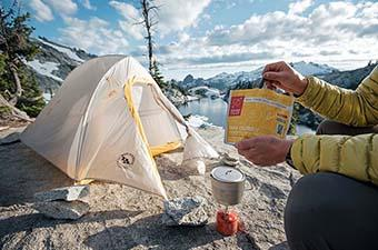 Backpacking food (s)