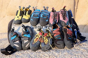 Rock Climbing Shoes 2016