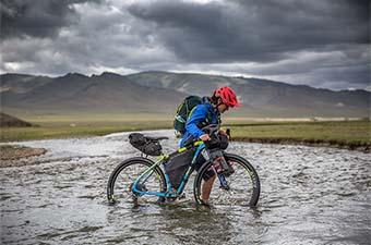 Bikepacking Mongolia Khangai Mountains