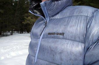 Brooks-Range Alpini Anorak Down Jacket