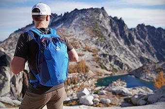 Daypack for hiking