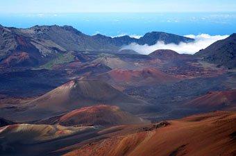 Haleakala Hiking Maui