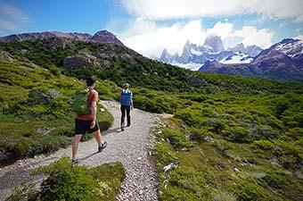 Hiking El Chaltén (header)