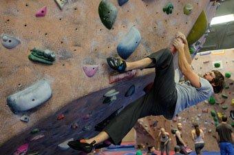 Indoor Rock Climbing Shoes